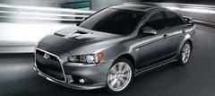 Mitsubishi Lancer Ralliart 2014: La puissance à longueur d'année