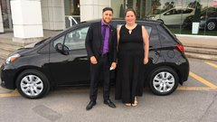 Merci à l'équipe Vimont Toyota Laval!!