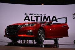 Nissan dévoile la nouvelle Altima 2019 au Salon de New York