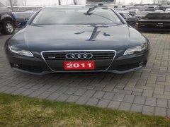 2011 Audi A4 PREMIUM PLUS QUATTRO