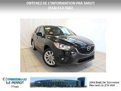 2014 Mazda CX-5 GT CUIR TOIT AWD **BAS PRIX**