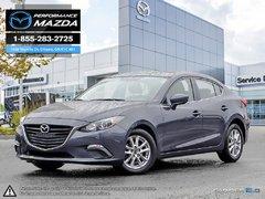 Mazda Mazda3 FREEZE-OUT SALE  GS 2015