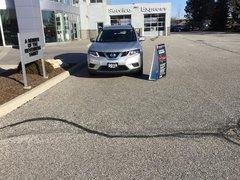 2016 Nissan Rogue S FWD CVT