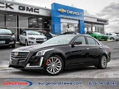 2016 Cadillac CTS Luxury  - $201.23 B/W - Low Mileage