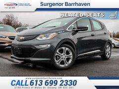 2019 Chevrolet Bolt EV LT  - Navigation -  Heated Seats - $308.34 B/W
