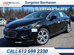 2018 Chevrolet Cruze Premier  - Leather Seats - $166.02 B/W
