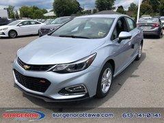 2018 Chevrolet Cruze LT  - $168.58 B/W