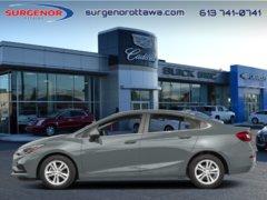 2018 Chevrolet Cruze LT  - $161.78 B/W