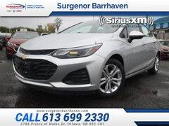 2019 Chevrolet Cruze LT  - Heated Seats -  Bluetooth - $135.24 B/W