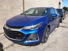 Chevrolet Cruze LT  - $171 B/W 2019