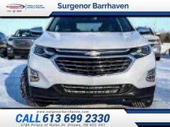 Chevrolet Equinox Premier  - $270.68 B/W 2019