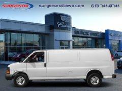 2018 Chevrolet Express Cargo Van WT  - $299.16 B/W