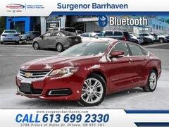 2014 Chevrolet Impala 2LT  - Bluetooth -  SiriusXM - $117.99 B/W
