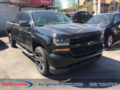 2018 Chevrolet Silverado 1500 Custom  - $326.28 B/W