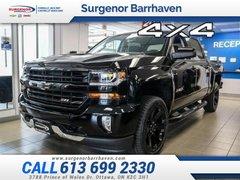 2018 Chevrolet Silverado 1500 LT  - $380.86 B/W