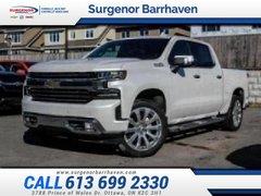 2019 Chevrolet Silverado 1500 High Country  - $461 B/W