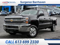 Chevrolet Silverado 2500HD LT  - $310.09 B/W 2018