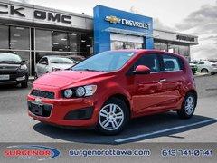 2013 Chevrolet Sonic LT 5 Dr Hatchback at  - $62 B/W