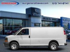 2017 GMC Savana Cargo Van 1WT  - Certified -  Power Doors - $186.85 B/W