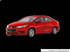 2018 Chevrolet Cruze LT  - Bluetooth -  Heated Seats - $157.11 B/W