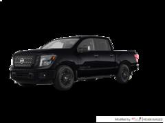 2018 Nissan Titan Crew Cab SL Midnight Edition