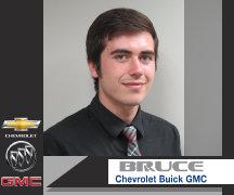 JordonWenckowski | Bruce Chevrolet Buick GMC Middleton