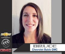 NicoleStark | Bruce Chevrolet Buick GMC Digby