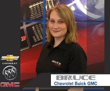 ReanneWadsworth | Bruce Chevrolet Buick GMC Middleton