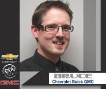 RossMcCoubrey | Bruce Chevrolet Buick GMC Middleton