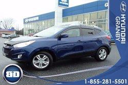 Hyundai Tucson GLS FWD MAGS FOGS EQUIPEMENT COMPLET GARANTIE HYUNDAI 16-12-2018 OU 140 000 KM 2012