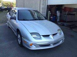 Pontiac Sunfire 4-dr SL  2002