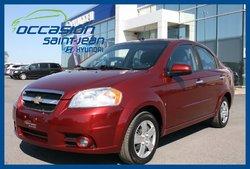 Chevrolet Aveo LT *** SEULEMENT 29055 KM ***  2010