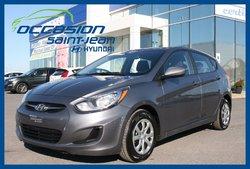 2013 Hyundai Accent GL  *5 PORTES, AUTOMATIQUE*