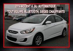 2014 Hyundai Accent 4 GL