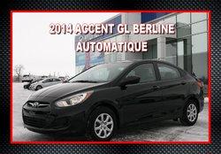 2014 Hyundai Accent GL, BERLINE AUTOMATIQUE