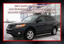 2011 Hyundai Santa Fe GL PREMIUM, BAS KILOMÉTRAGE !!!