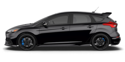 2017  Focus Hatchback
