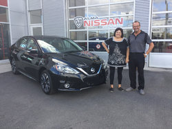 2e achat Nissan en 1 semaine!