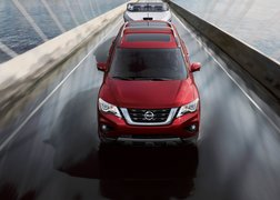 Nissan Unveils Pricing Information for the New 2017 Nissan Pathfinder