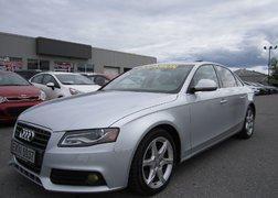 Audi A4 2.0T***QUATTRO/CUIR/TOIT*** 2009 ***66/SEM TOUT INCLUS***