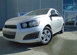 Chevrolet Sonic 2012 LS AUTOMATIQUE BAS KILOMETRAGE