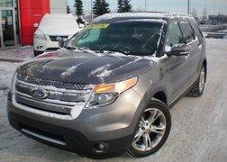 Ford Explorer 2012 LIMITED DVD NAVIGATION CUIR TOIT PANORAMIQUE AWD LIQUIDATION FINAL JAMAIS ACCIDENTÉ...À VOIR