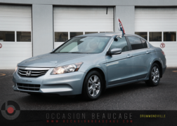 Honda Accord Sedan 2012 SE - BAS MILAGE - GARANTIE - SUPER AUBAINE!! A/C - CRUISE - GROUPE ÉLECTRIQUE ET +