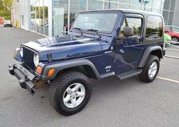Jeep TJ Sport* 2 TOIT*WRANGLER 2004