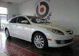 Mazda Mazda6 GS CUIR TOIT OUVRANT 2011 IMPECCABLE/INSPECTÉ