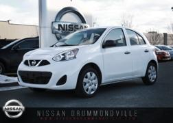 Nissan Micra 2015 S - PRIX LIQUIDATION - VÉHICULE NEUF!!! MANUELLE - GARANTIE COMPLÈTE  ET +