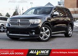 Dodge Durango Citadel 2011