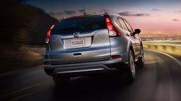 2016 Honda CR-V: ultimate practicality - 5