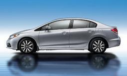 2014 Honda Civic - Even more economical - 2