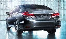 2014 Honda Civic - Even more economical - 3